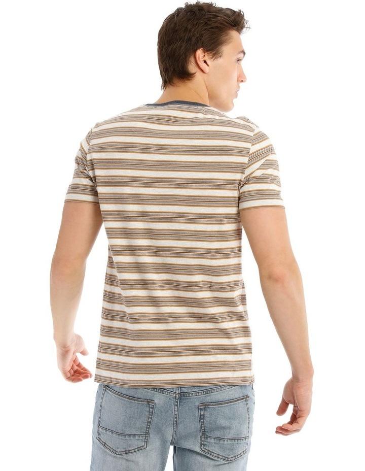 Mirage Short Sleeve Stripe Tee image 3
