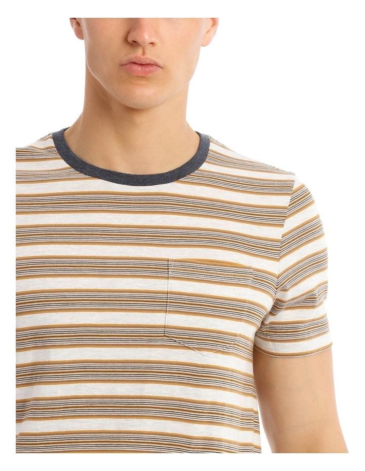 Mirage Short Sleeve Stripe Tee image 4