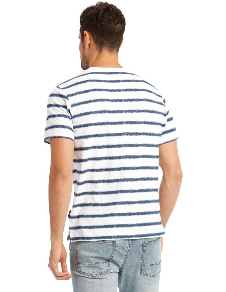 Ripple Short Sleeve Stripe Tee image 3