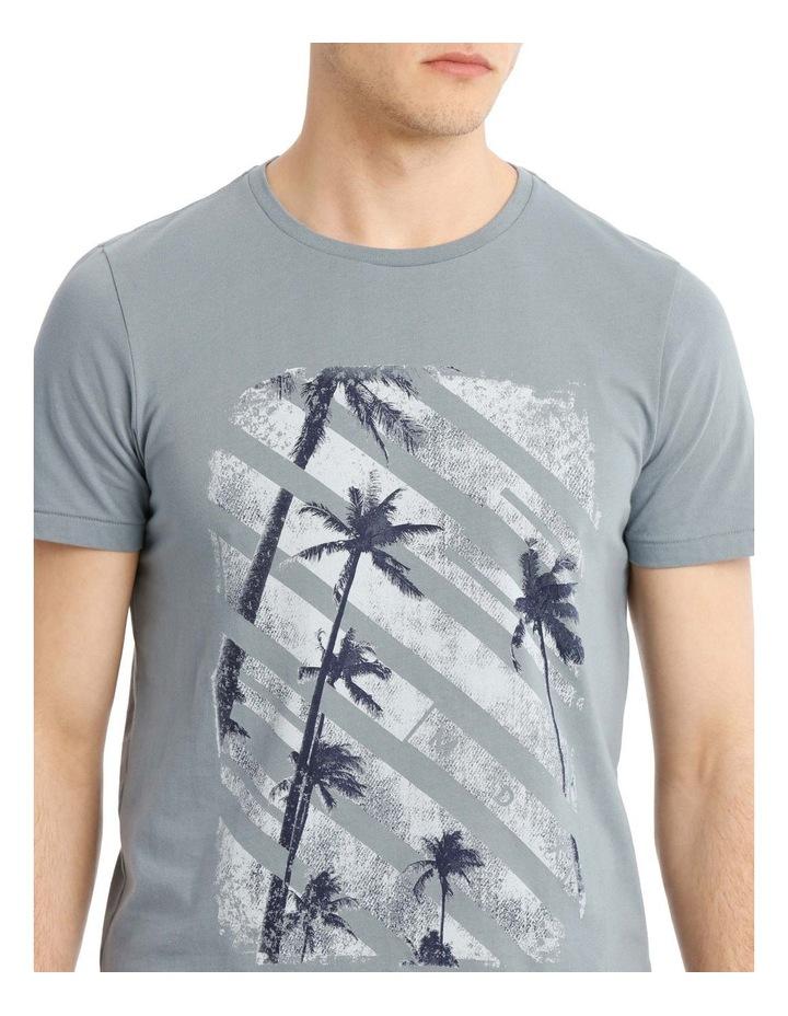 Palm Pyramid Short Sleeve Print Tee image 4