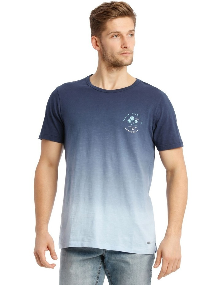Float Short-Sleeve Dip Dye T-Shirt image 1