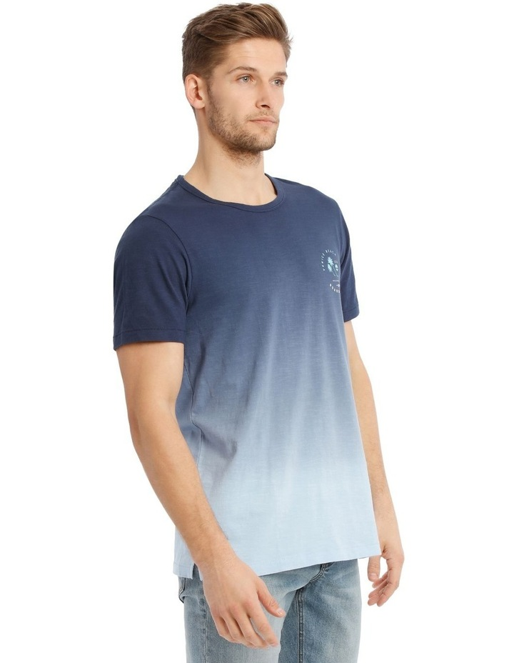 Float Short-Sleeve Dip Dye T-Shirt image 2