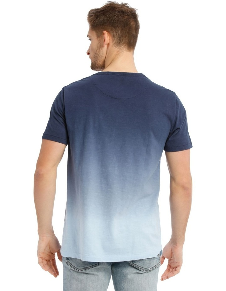 Float Short-Sleeve Dip Dye T-Shirt image 3