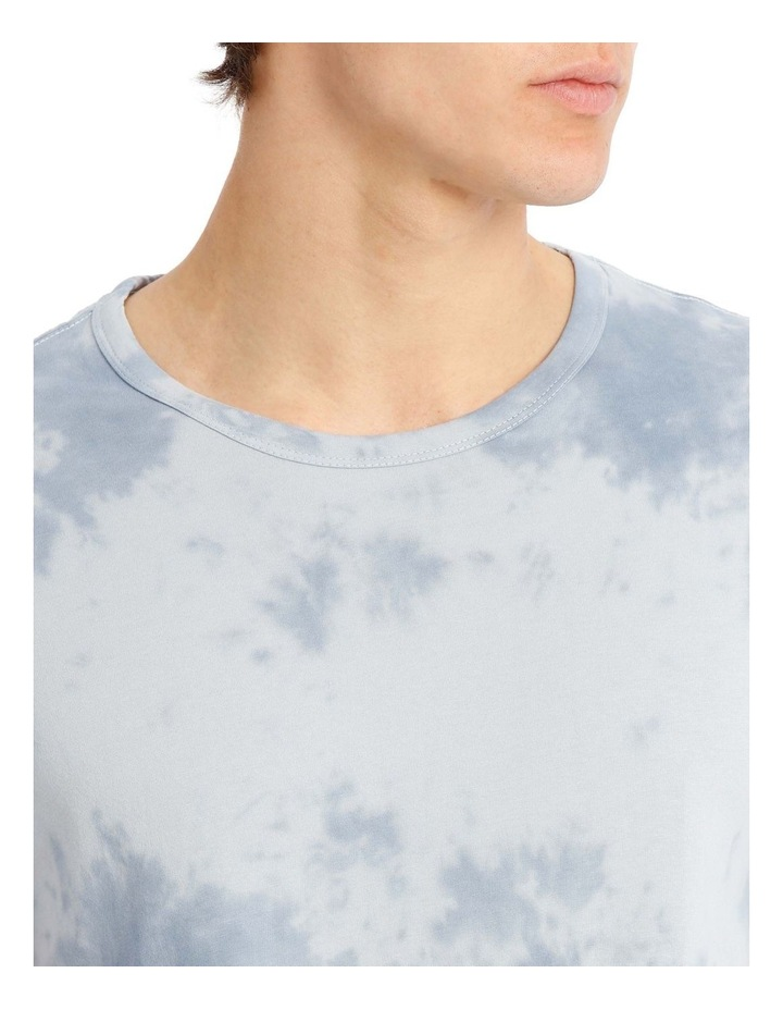 Shallow Short Sleeve Tie Dye Tee image 4