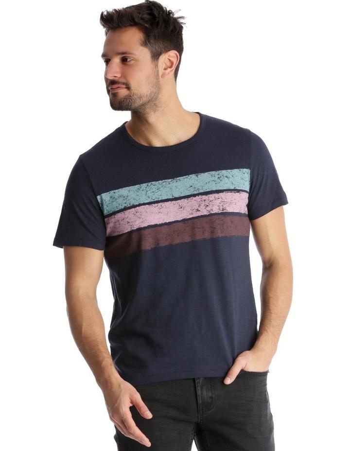 Ocean Grove Short Sleeve Stripe Tee image 1