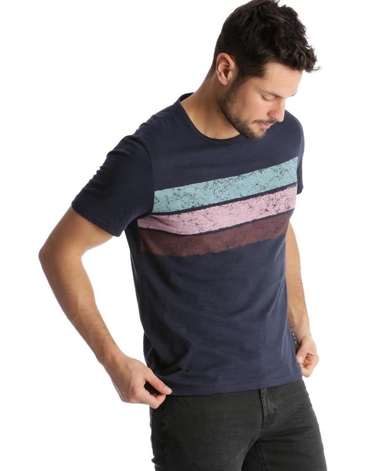 Ocean Grove Short Sleeve Stripe Tee image 2