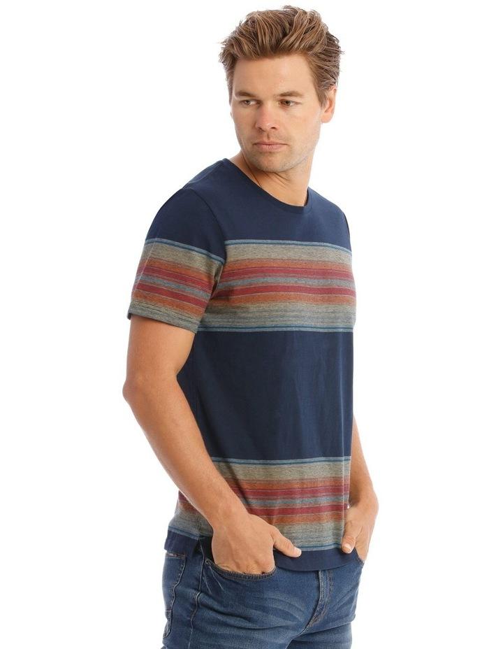 Mill Short Sleeve Stripe Tee image 2
