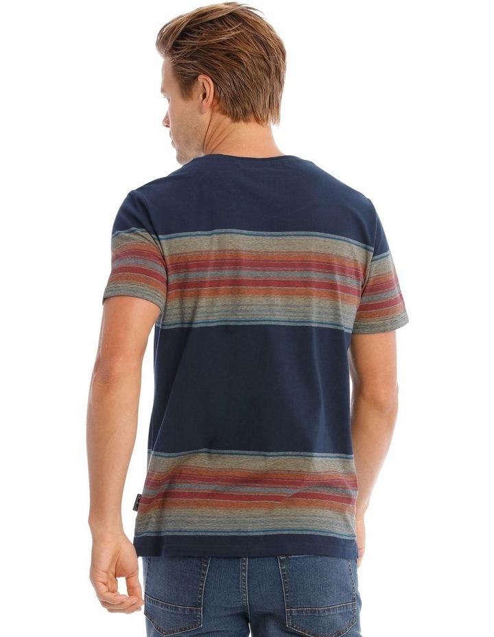 Mill Short Sleeve Stripe Tee image 3