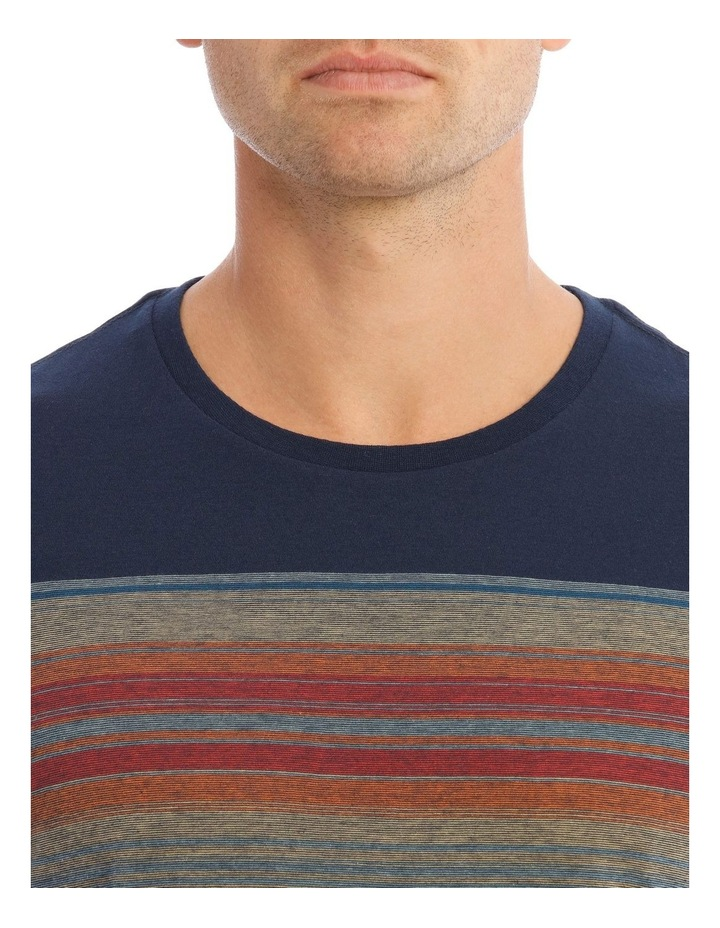 Mill Short Sleeve Stripe Tee image 4