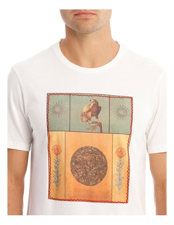 Falcon Short Sleeve Print Tee image 4