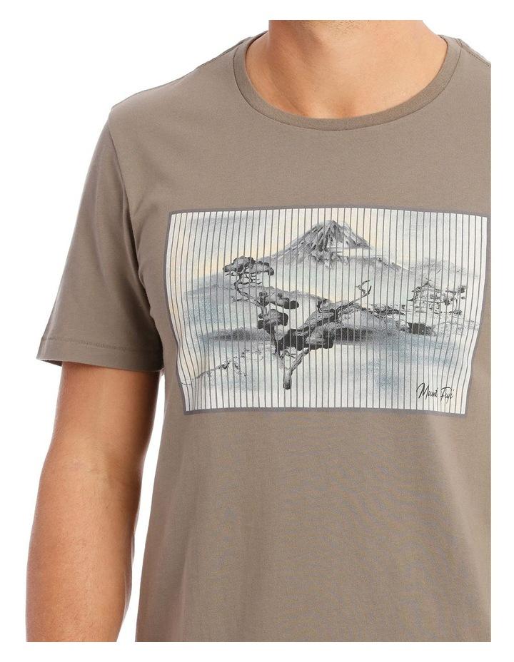 Fuji Short Sleeve Print Tee image 4