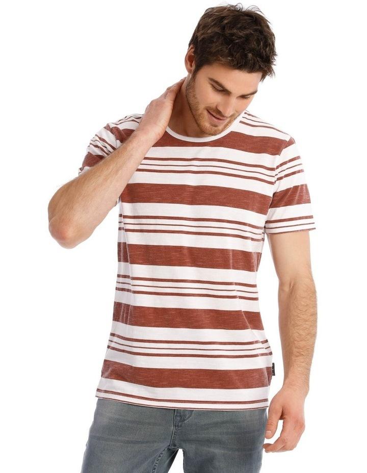 Tallows Short Sleeve Stripe Tee image 1