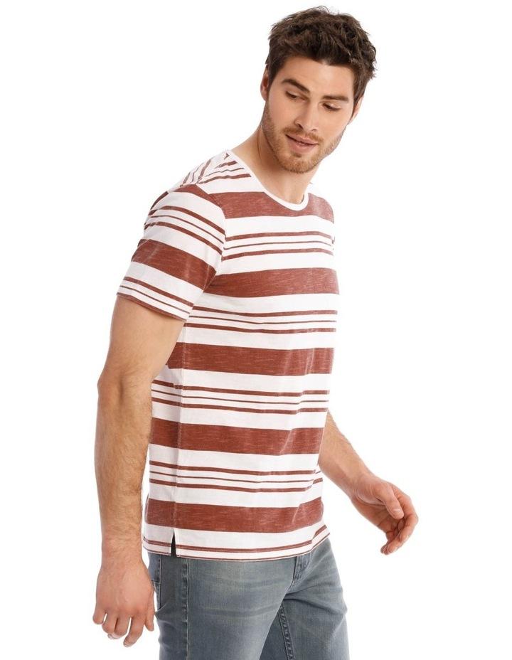 Tallows Short Sleeve Stripe Tee image 2