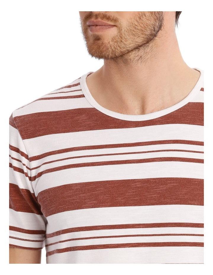 Tallows Short Sleeve Stripe Tee image 4