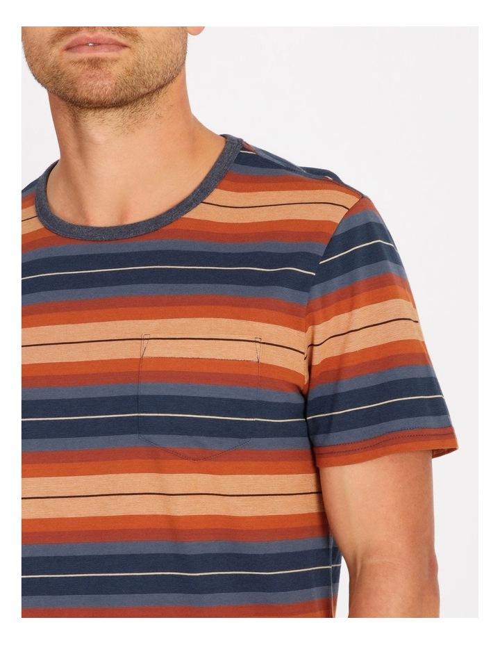 Helios Short Sleeve Stripe Tee image 4