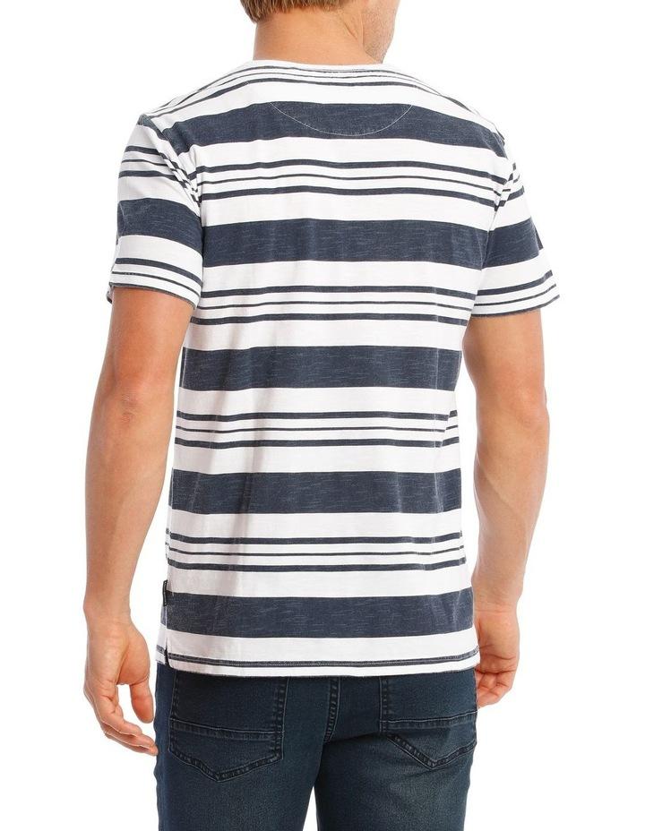 Tallows Short Sleeve Stripe Tee image 3