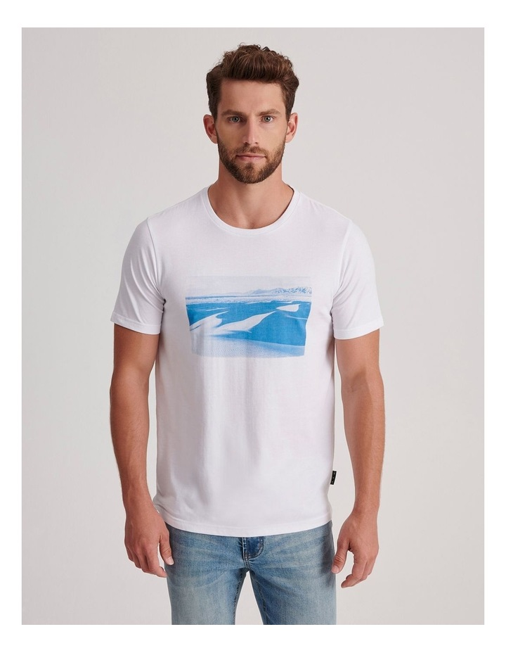 Seabed Placement Print Short Sleeve Tee image 1