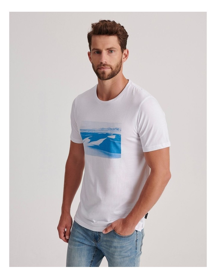 Seabed Placement Print Short Sleeve Tee image 3