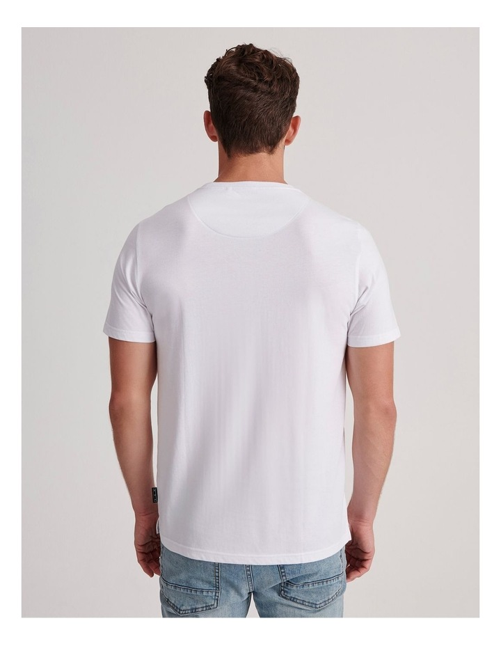 Seabed Placement Print Short Sleeve Tee image 4