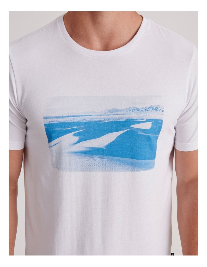 Seabed Placement Print Short Sleeve Tee image 5