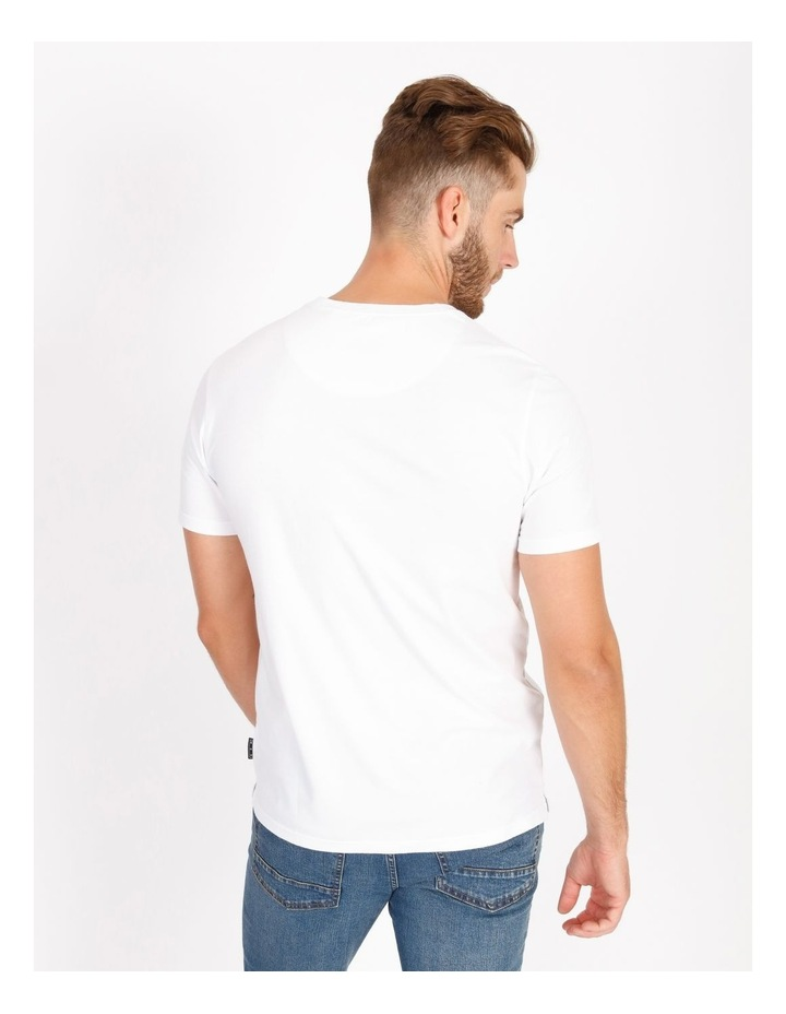 Bourke Placement Print Tee image 3
