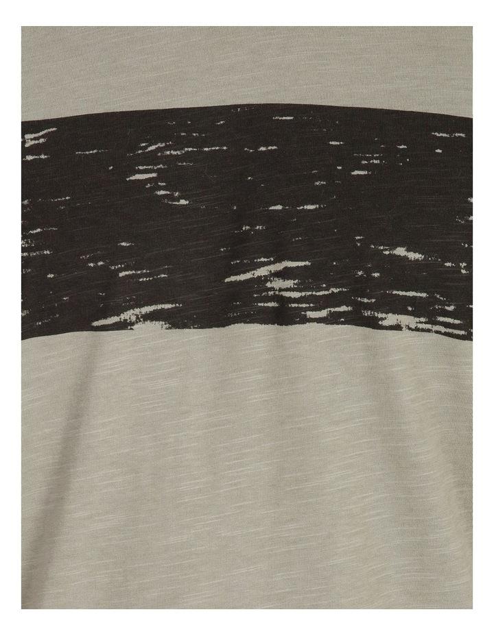 Seymour Stripe Print Tee image 5