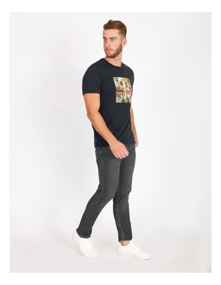Busselton Placement Print Tee image 2