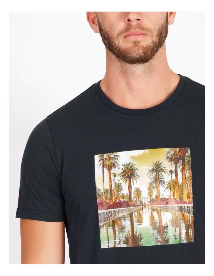 Busselton Placement Print Tee image 4