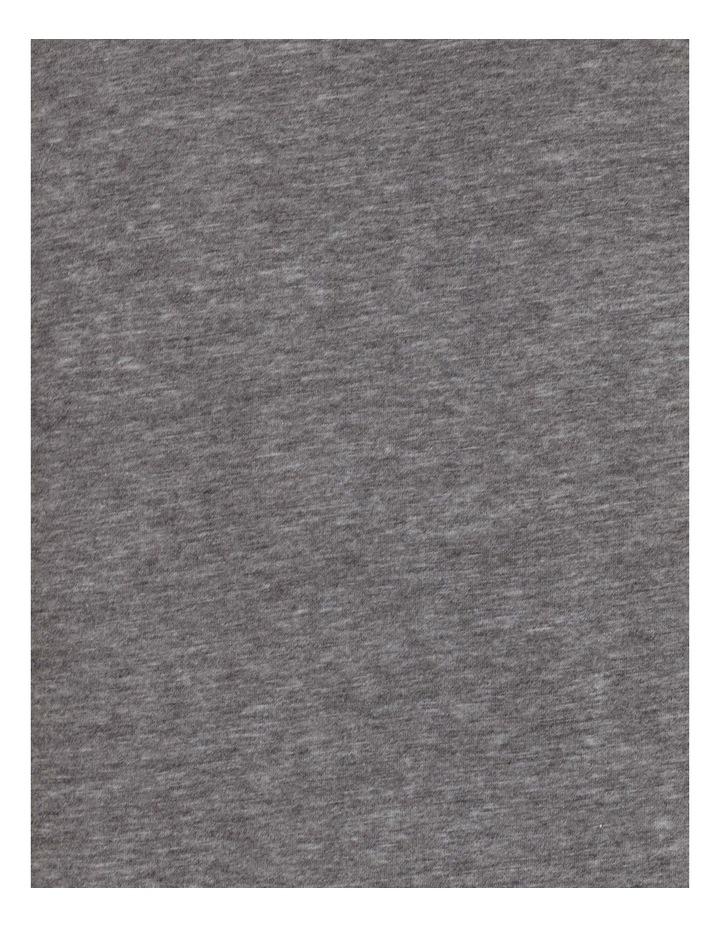 Hudson Short Sleeve Henley Grey image 7