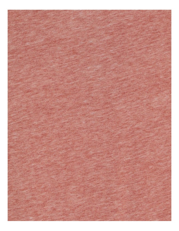 Hudson Short Sleeve Henley Red image 6