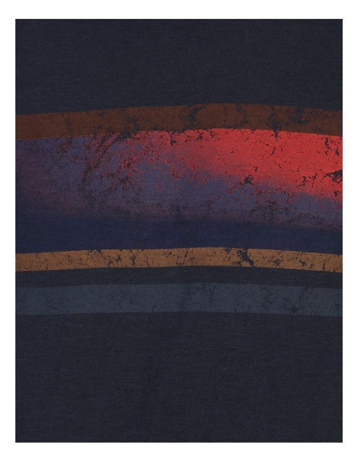 Uluwatu Printed Stripe Short Sleeve Tee image 7