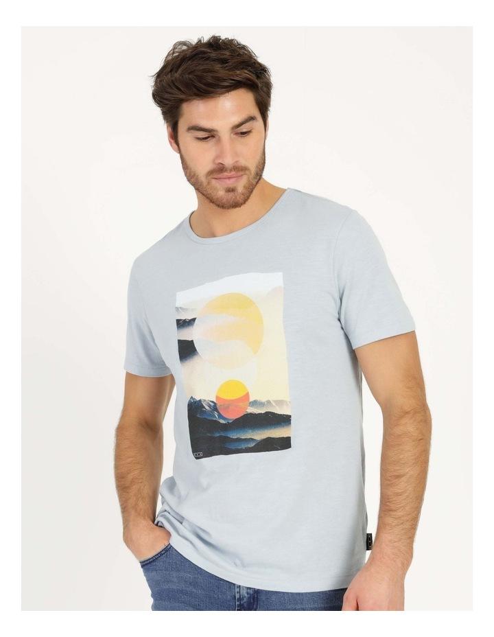 Nusa Dua Placement Print Short Sleeve Tee image 4