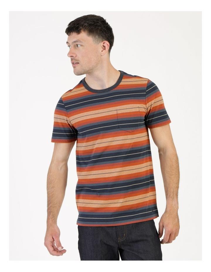 Matahari Stripe Short Sleeve Tee image 2