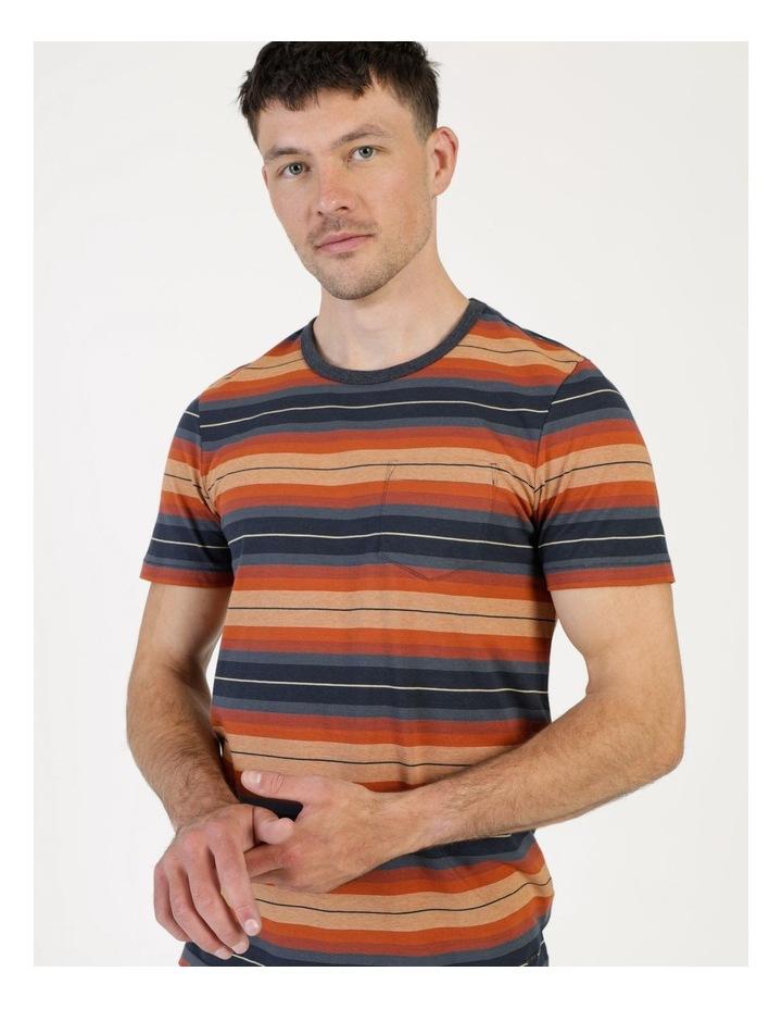 Matahari Stripe Short Sleeve Tee image 4