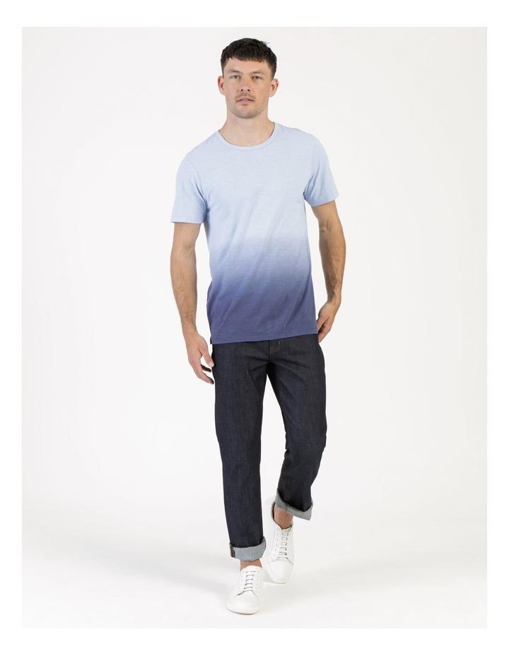Biru Dip Dye Short Sleeve Tee image 2
