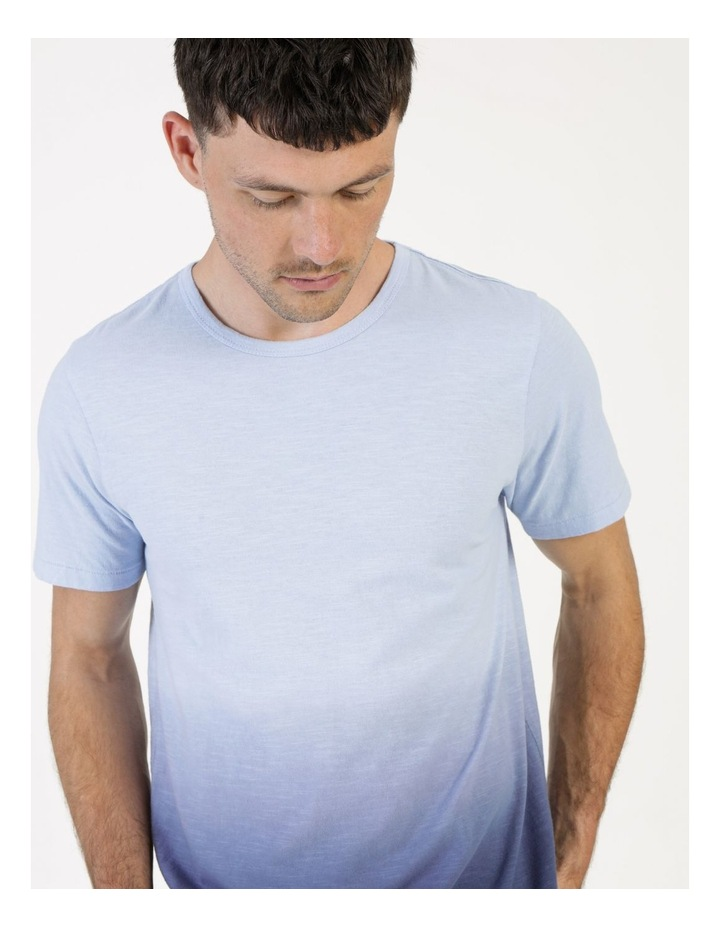 Biru Dip Dye Short Sleeve Tee image 5