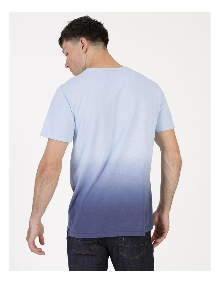 Biru Dip Dye Short Sleeve Tee image 6