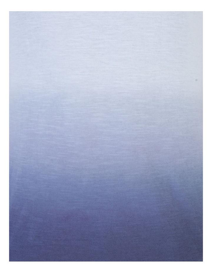 Biru Dip Dye Short Sleeve Tee image 7