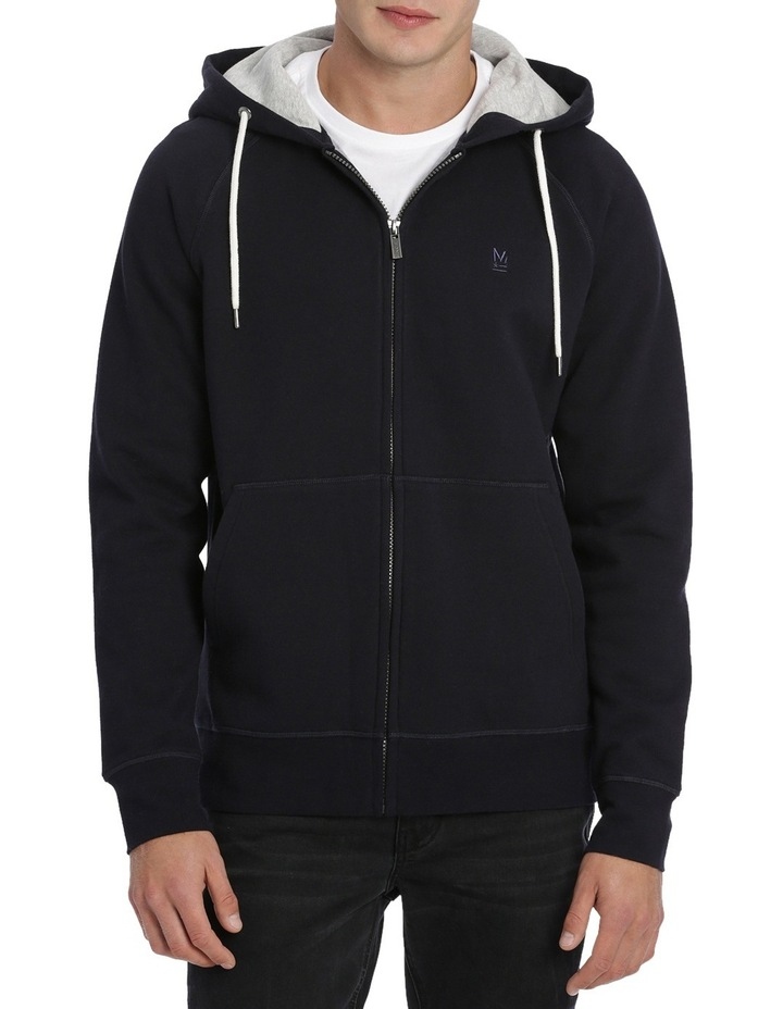 Ronald Hooded Zip Thru Sweat image 1
