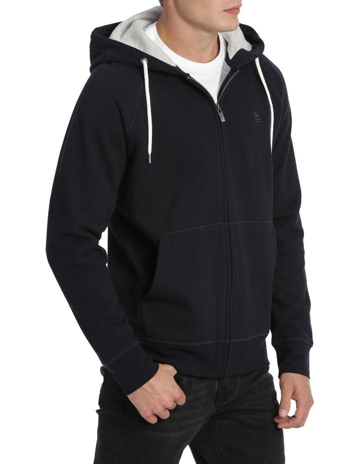 Ronald Hooded Zip Thru Sweat image 2