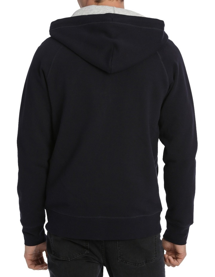 Ronald Hooded Zip Thru Sweat image 3