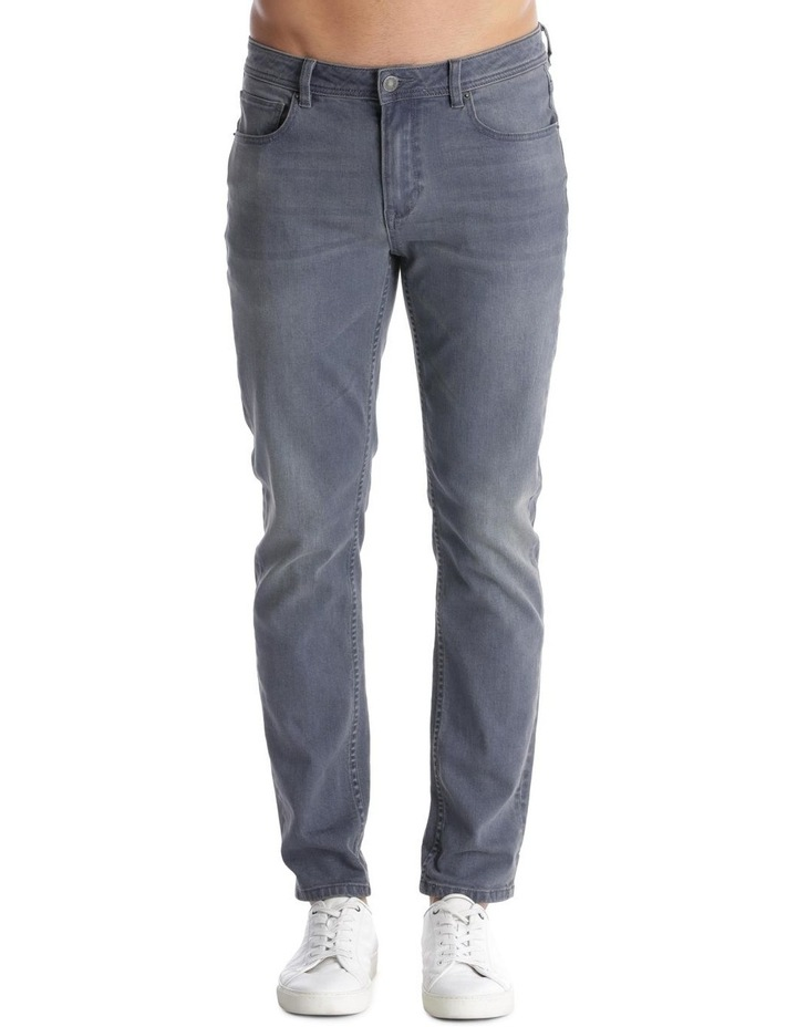 Chase Slim Tapered Jean image 5