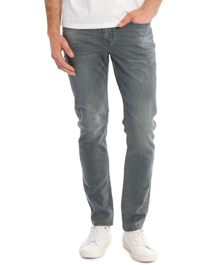 Limited Edition Smith Jean in Grey image 1