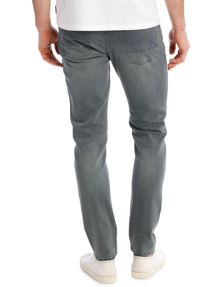 Limited Edition Smith Jean in Grey image 3