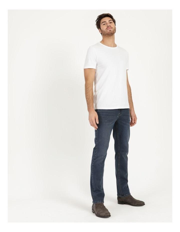 Dylan Regular Straight Jean Extended Leg Length Indigo image 1