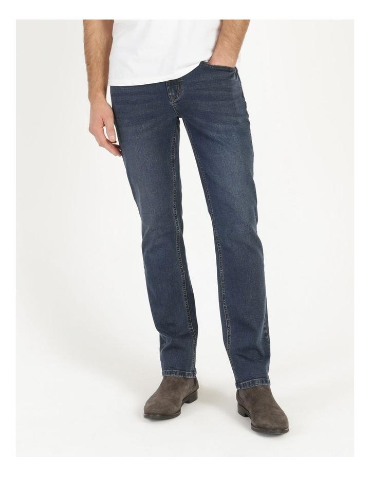 Dylan Regular Straight Jean Extended Leg Length Indigo image 3