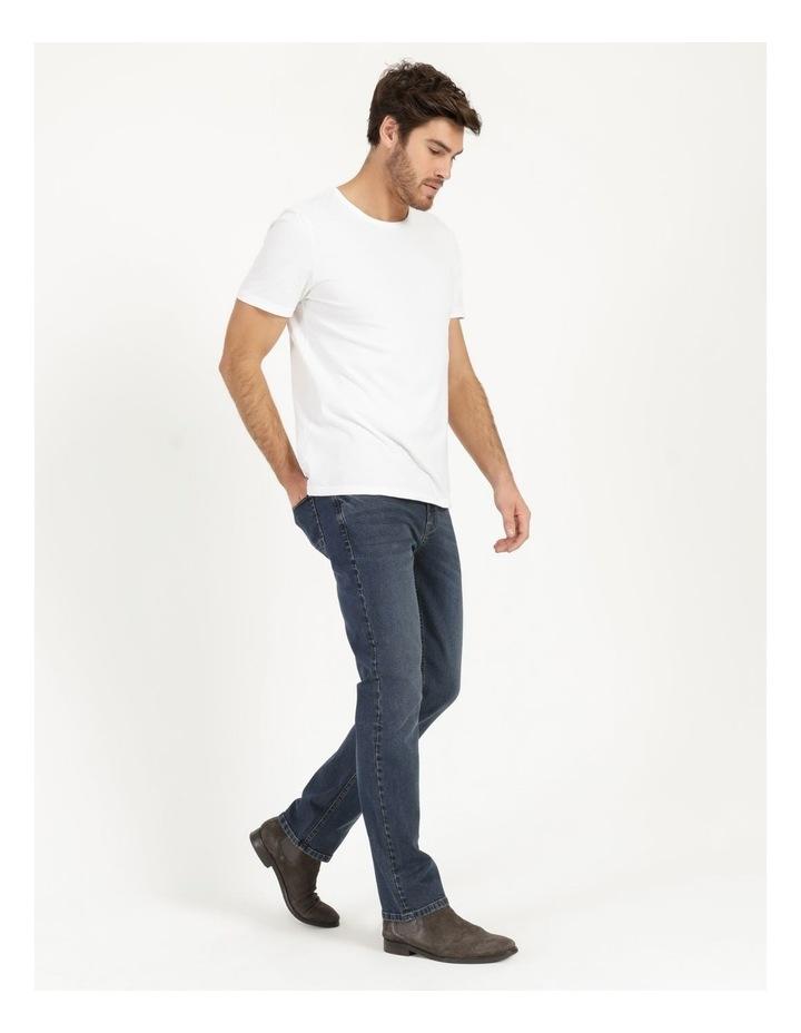 Dylan Regular Straight Jean Extended Leg Length Indigo image 4