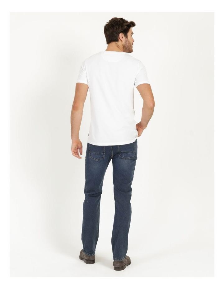 Dylan Regular Straight Jean Extended Leg Length Indigo image 5
