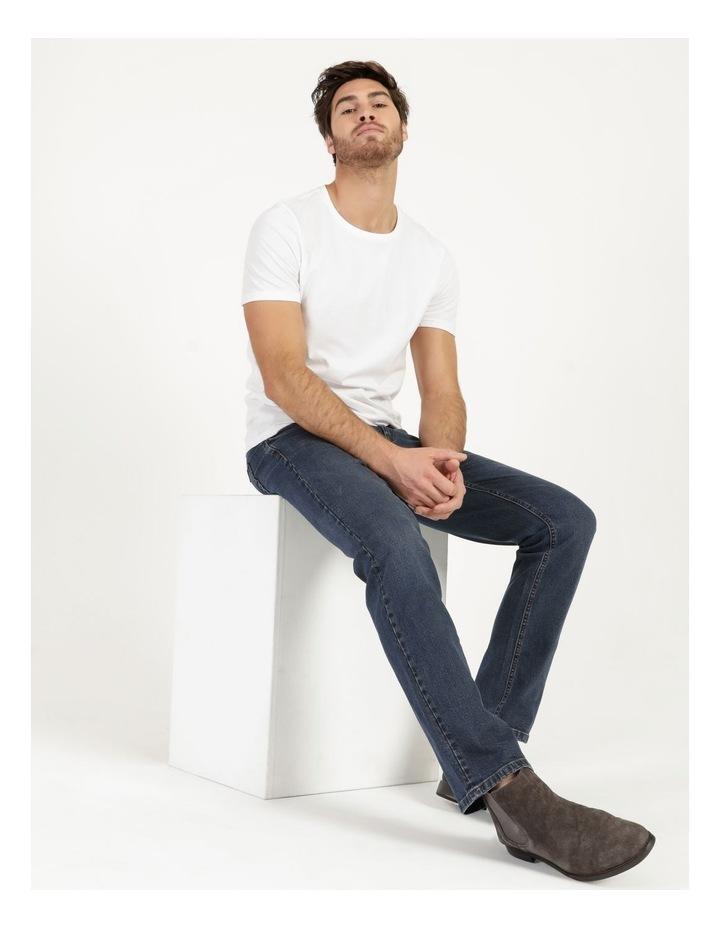 Dylan Regular Straight Jean Extended Leg Length Indigo image 6
