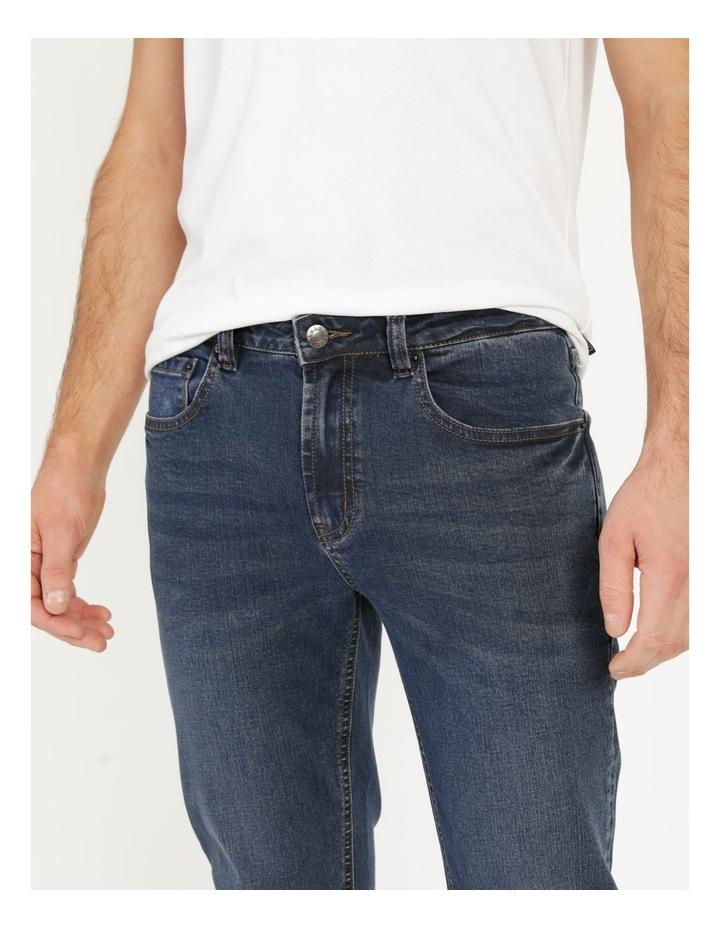 Dylan Regular Straight Jean Extended Leg Length Indigo image 7